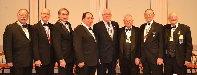 Demolay Legion of Honor Legion of Honor Investiture